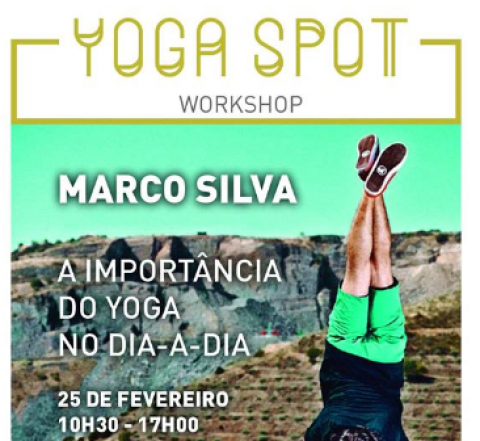 Workshop Yoga